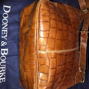 Dooney & Bourke Bags - Crocodile style Dooney